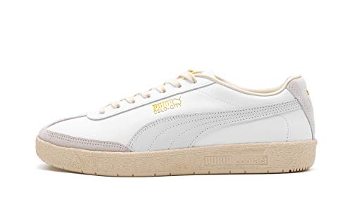 Puma 37408601, Cross Trainer Unisex Adulto, Blanco/Gris, 44.5 EU