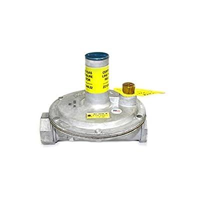 "Maxitrol 325-5AL-1 1"" Certified Line Pressure Regulator, Aluminum, 2 psi Inlet Pressure by Maxitrol Company"