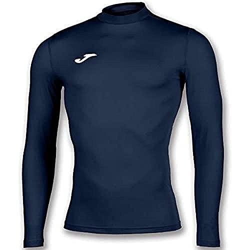 Joma Academy Camiseta Termica, Hombre, Marino, L-XL