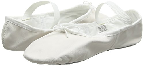 Bloch Damen Arise Tanzschuhe-Ballett, Weiß (White), 35 EU (2 C UK) - 5