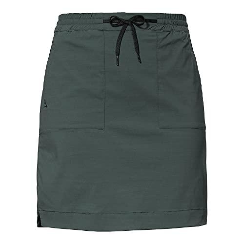 Schöffel Damen Skirt Gizeh L Rock, urban chic, 40