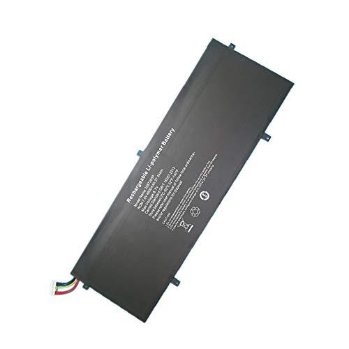 """WXKJSHOP - Batteria di ricambio compatibile con 7,6 V P313R Battery f¨¹r Jumper Ezbook 3 Pro 13,3"""" ezbook 3 Pro LB10 HW-3487265 Ezbook 3 Pro V3 V4"""