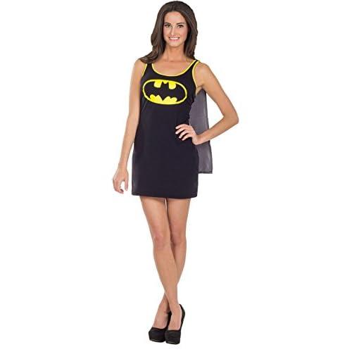 Tank Dress - Batgirl