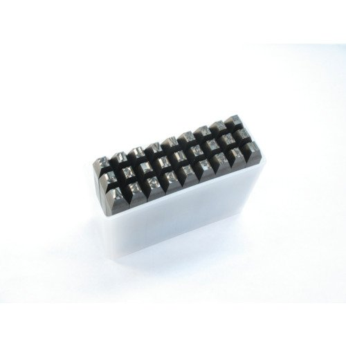 TRUSCO(トラスコ) 英字刻印セット 2mm SKA-20