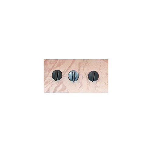 Moulinex–Knopf grau für Mini Backofen Moulinex