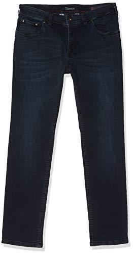 Atelier GARDEUR Herren Bill Straight Jeans, Blau (Dunkelblau 169), W40/L34 (Herstellergröße:40/34)