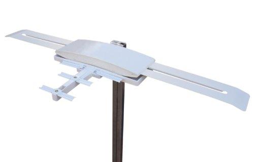 Winegard RV-WING Wingman UHF RV TV Antenna Booster for the Winegard Sensar Batwing (Digital RV TV Antenna, Easy Installation, Increases Digital UHF TV Reception) - White