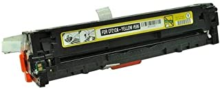 Yellow 131A Laser Toner Compatible with CF212A Printer Ink