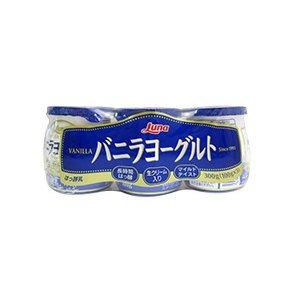 日本ルナ バニラヨーグルト 100g×3連 8パック入