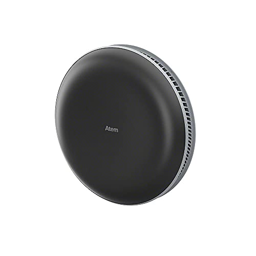 IQAir Atem Car Portable HEPA Air Purifier, Filters for Pollution, Odors, Gases, Car Fumes, and Asthma, Bacteria, Viruses, Airborne Germs, Great for Travel or Daily Commute