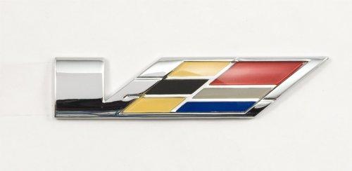 2010-2015 Cadillac CTSV OEM Factory Replacement Rear/Trunk CTS-V Emblem