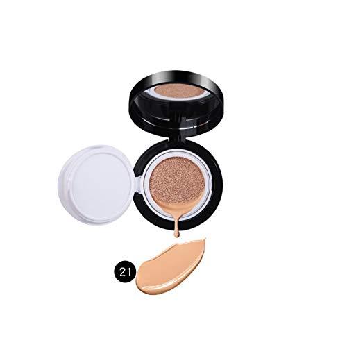 Allbestaye Coussin d'air BB Cream Maquillage Fond de teint liquide hydratant Correcteur éclaircissant naturel