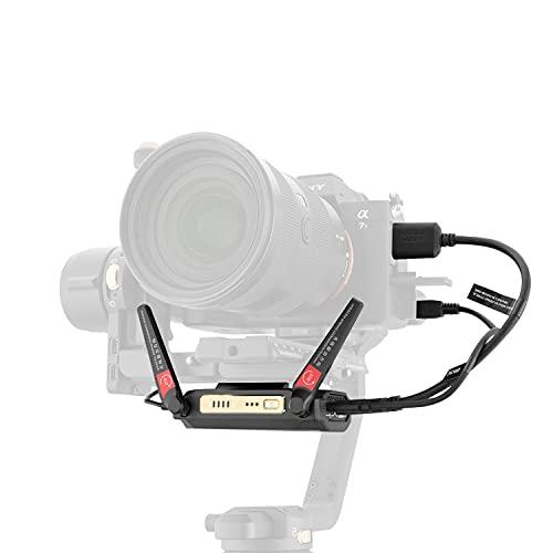 Zhiyun TransMount Image Transmission Transmitter 3.0, Designed for Zhiyun Weebill 2, Compatible with WEEBILL S, Crane 3S, and Crane 2S- Zhiyun COV-03(AI)