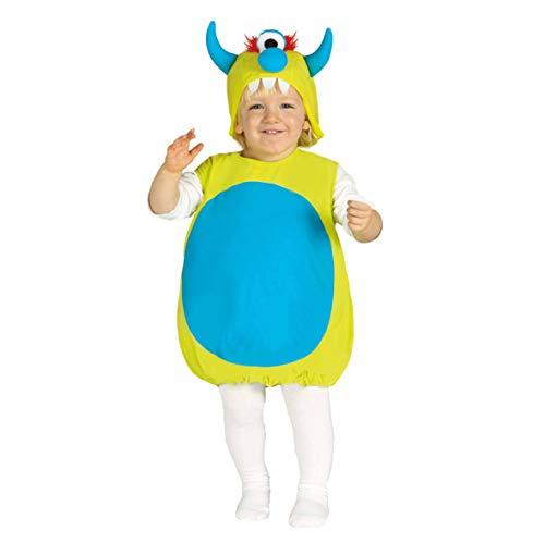 Disfraz de monstruito cíclope para bebé - 1-12 meses