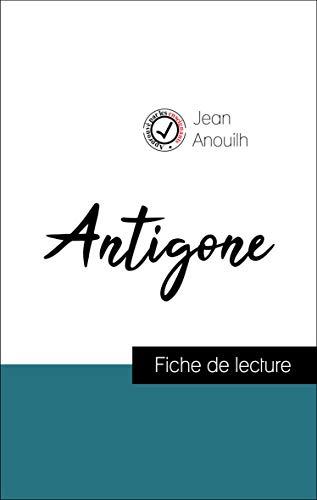 Antigone de Jean Anouilh (fiche de lecture de référence)