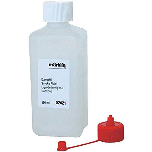 Märklin 02421 Mä Dampföl, 250 ml, speziell für Spur 1-Modelle mit Zylinderdampf