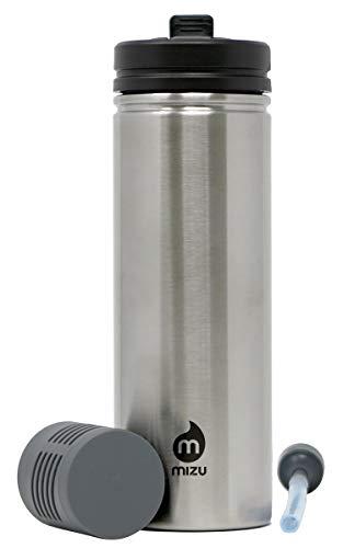 Mizu M9 Avontuur RVS Water Filtratie Fles