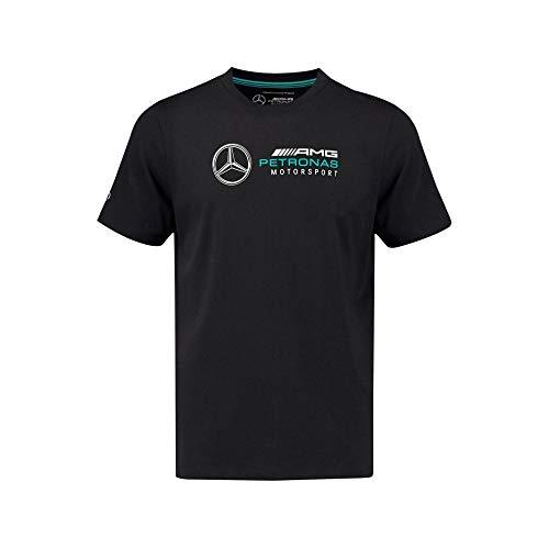 MERCEDES AMG PETRONAS Motorsport F1™ Kid\'s Logo T-Shirt Black 92cm