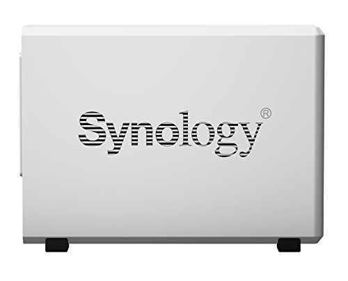 Synology 2 bay NAS DiskStation DS218j (Diskless)