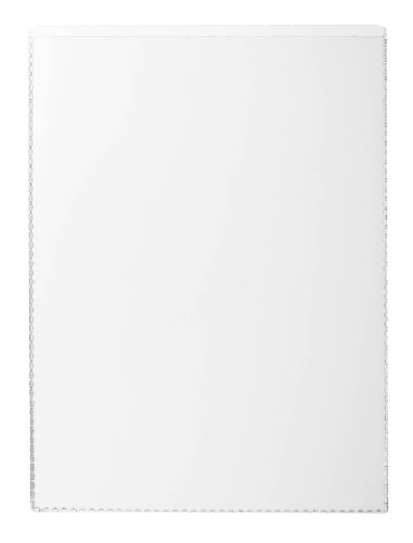 Durable 213219 Schutz- und Ausweishülle (für DIN A5, 148 x 210 mm Dokumente) 10 Stück transparent