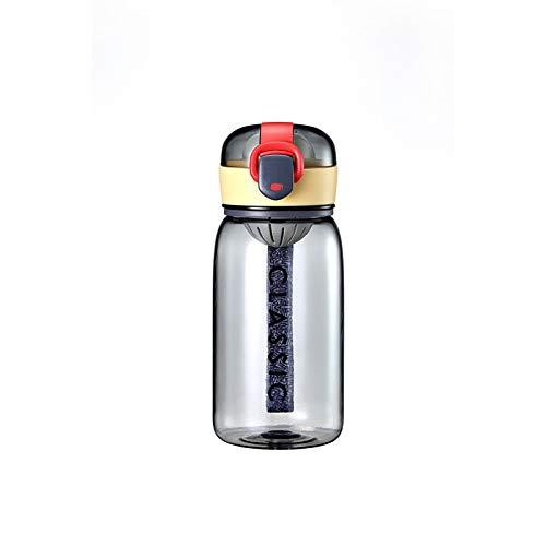 J Tritan Outdoor Sports Cup mit großer Kapazität und Waage Fitness Travelling Cup Wasserkocher mit großer Kapazität 500 ml
