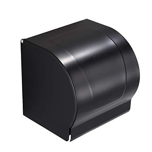AOIWE Toalla de Papel de rectángulo Toalla de Montaje en Pared Caja de Papel Caja de Papel Cajas de Tejido Contenedor (Color : B)