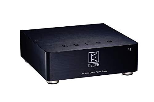 Keces P-3 DC Netzteil (Dual P3-1: 5 / 7 / 9V + 12 / 15 / 16V)