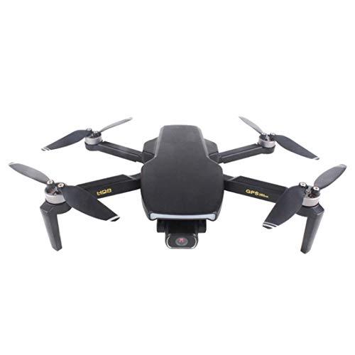 ZHCJH Mini Drone Plegable, con cámara 4K HD WiFiRC Quadcopter, Regreso a casa Sígueme Tiempo de Vuelo prolongado, Incluye Estuche de Transporte, Amantes de la fotografía