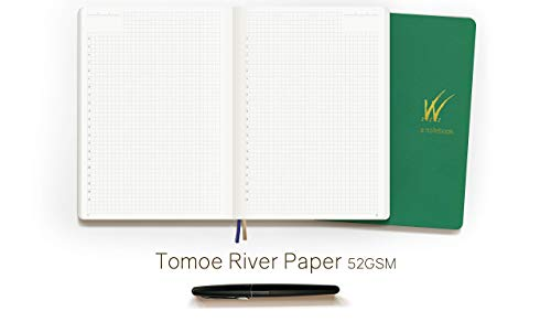 A5 Tomoe River Paper Notebook 52gsm 368pg