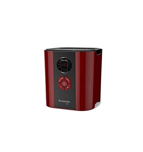 Kuvings Power fermenter Rouge KCG621 - Import Manuel en Anglais