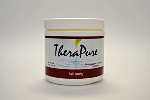 Check Out This Massage Cream Full Body Formula by TheraPure 15 Oz