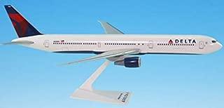 Flight Miniatures Delta Airlines (07-CUR) Boeing 767-400ER 1:200 Scale REG#N828MH