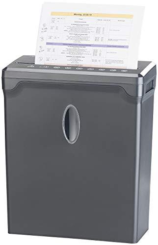 General Office Schredder: Sicherheits-Karten- & Aktenvernichter mit Micro-Cut, bis DIN A4, 10 l (Shredder)