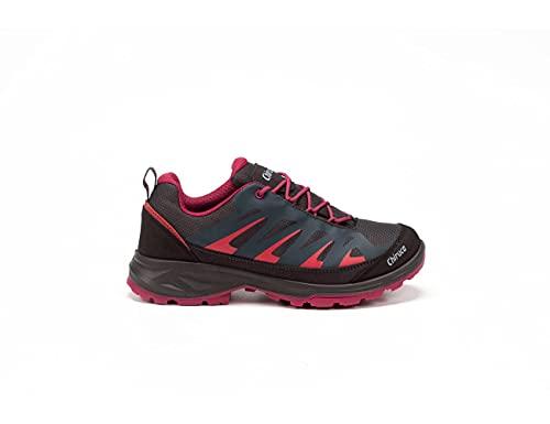 Zapatillas de Mujer para Trekking y Senderismo CHIRUCA VOLCAN 09 Gore-Tex (Gris, Numeric_42)