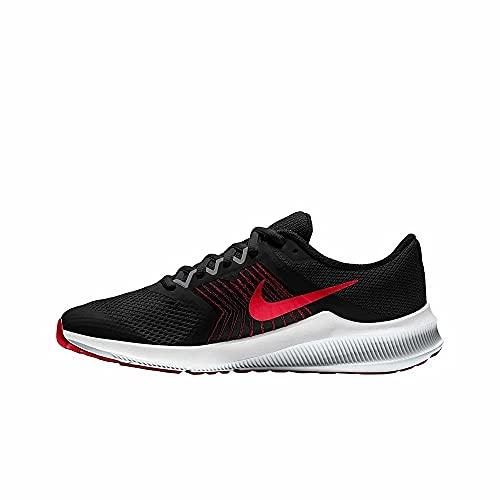 Nike Downshifter 11, Scarpe da Ginnastica Unisex-Bambini, Black/University Red-Dk Smoke Grey-White, 19.5 EU