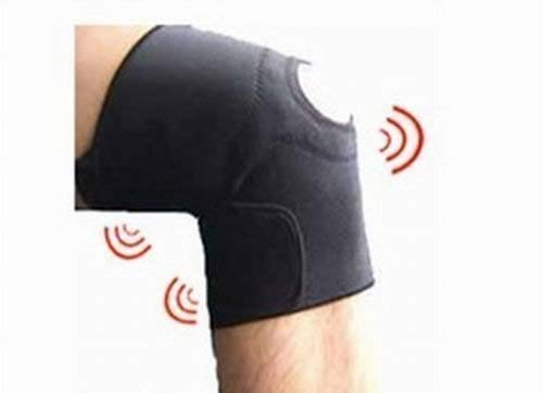 Magnetisch Kniebandage - Kniescheibe Neopren Verstellbar 12 Magnete