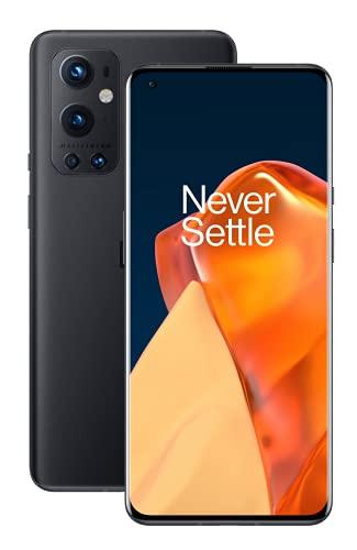 OnePlus 9 Pro 5G con Hasselblad Camera per Smartphone - Stellar Black 12 GB RAM + 256GB - 2 anni di garanzia