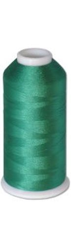 Amazing Deal 12-cone Commercial Polyester Embroidery Thread Kit - Golf Green P704 - 5500 yards - 40w...