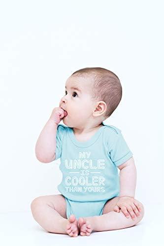 Meine Tante ist viel cooler als deine Novelty Baby Onesie Romper Babygrow 100/% Cotton