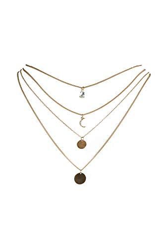 Diamor Halskette Größe onesize, Farbe Gold