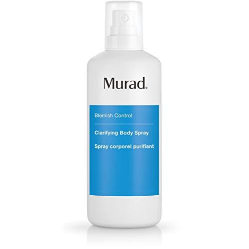 Murad Acne Clarifying Body Spray, Step 2 Treat/Repair, 4.3 fl oz (130 ml) Salicylic Acid Treatment for Clearing Body Acne