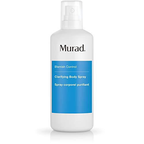 Murad Acne Clarifying Body Spray, Step 2 Treat/Repair, 4.3 fl oz (130 ml) Salicylic Acid Treatment...