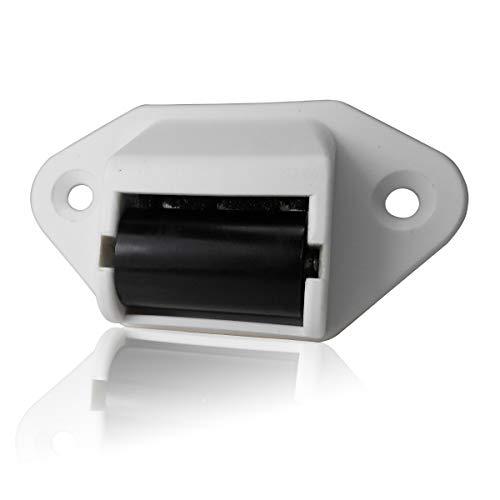 ✅ Gurtleitrolle Rolladen Gurtführung Maxigurt 25mm Kunststoffrolle Handwerkerqualität