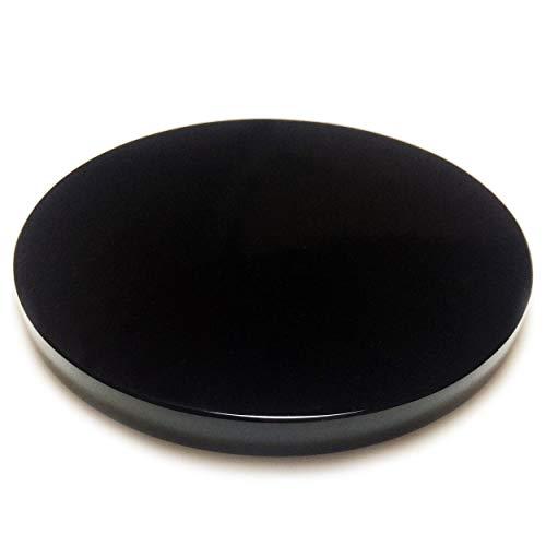Negro Obsidiana, para espej