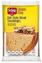 Schar Deli-Style Bread Sourdough Gluten Free -- 8.5 oz Pack of 5