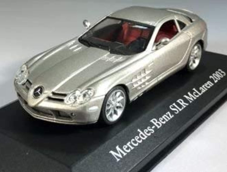 Mercedes Benz SLR McLaren (2003) Diecast Model Car