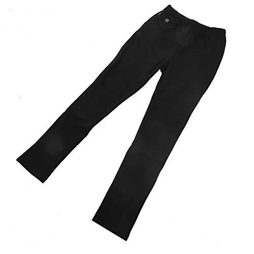 Materiales de alta calidad Cinturón cómodo Pantalones térmicos eléctricos, Pantalones térmicos térmicos, Buena calefacción Fácil de salir para el hogar Mujer al aire libre Las(4X
