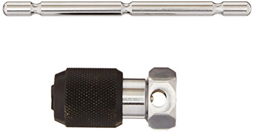 """Hanson 1766069 Pts T-Handle Tap Wrench for Tap Die Extraction, 1/4"""" - 1/2"""""""