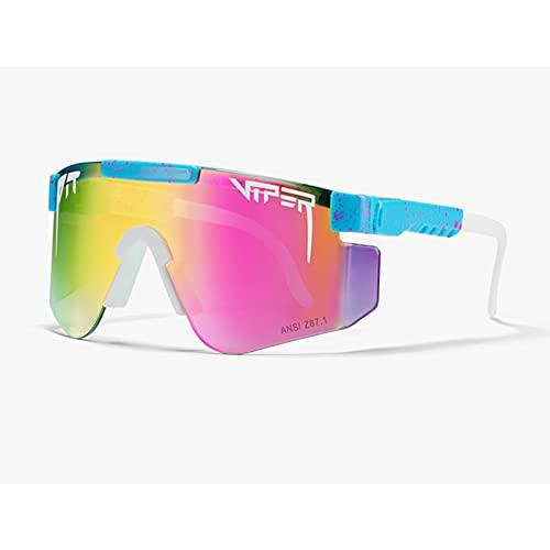 Gafas de sol C36 Ciclismo Z87 lente TR marco grande PC integrado a prueba de viento gafas para ciclismo, béisbol, pesca, esquí correr, golf
