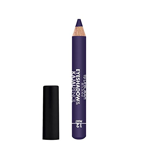 Deborah Eyeshadow & Kajal Pencil Mat 12